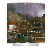 The Black Country Museum 2 Shower Curtain