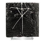 The Blair Witch Shower Curtain