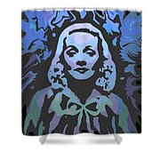 The Blue Angel  Shower Curtain