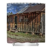The Boars Nest Shower Curtain