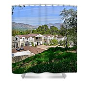 The Boddy House Shower Curtain