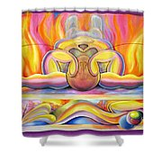 The Body Wave Shower Curtain
