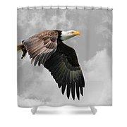 The Bounty Shower Curtain