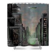 The Breakthrough Shower Curtain