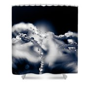 The Breath Of Kindness Shower Curtain