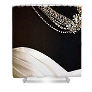 The Bride To Be Shower Curtain