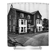 The Bridge Hotel, Buttermere Shower Curtain