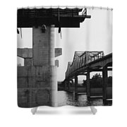 The Bridges At Whitesburg 3 Shower Curtain