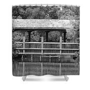 The Bridges Of Miami Dade County Shower Curtain