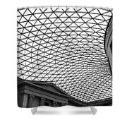 The British Museum Shower Curtain