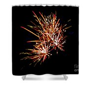 The Burst Shower Curtain