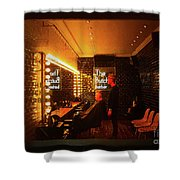 The Butcher Barber Shower Curtain