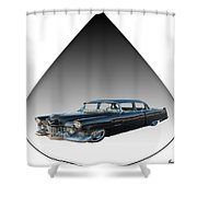 The Caddy Shower Curtain