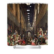 The Cairo Bazaar Shower Curtain