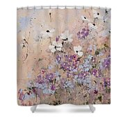 The Calming Shower Curtain