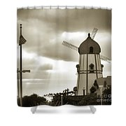 The Carlsbad Shower Curtain