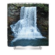 The Cascades Shower Curtain