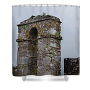 The Castle Gate Shower Curtain