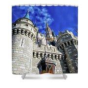The Castle Shower Curtain