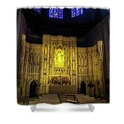 The Cathedral Church Of Saint Peter And Saint Paul Shower Curtain