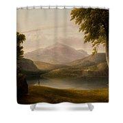 the Catskills  Shower Curtain