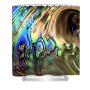 The Cave By Rafi Talby Shower Curtain
