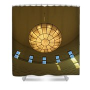 The Ceiling Shower Curtain