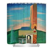 The Chair  For You Shower Curtain