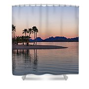 The Channel Shower Curtain