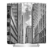 The Chicago Loop Shower Curtain