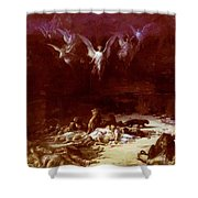 The Christian Martyrs Shower Curtain