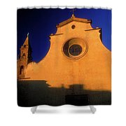The Church Shower Curtain