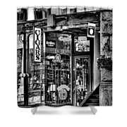 The Cigar Store Shower Curtain