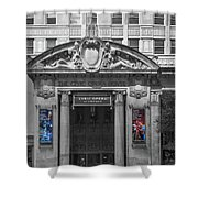 The Civic Opera House Shower Curtain