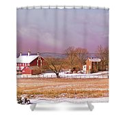 The Codori Farm Shower Curtain