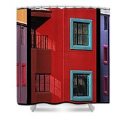 The Colors Of Tucson II Shower Curtain