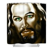The Compassionate One 2 Shower Curtain