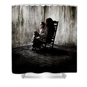 The Conjuring Shower Curtain