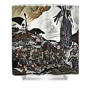The Conquerors Shower Curtain