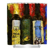 The Cook's Elixirs Shower Curtain