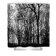 The Copse Shower Curtain