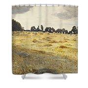 The Cornfield  Shower Curtain