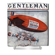 The Country Gentleman Shower Curtain