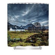 The Country Home Shower Curtain