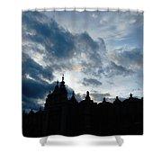 The Crakow Cloth Hall  Shower Curtain