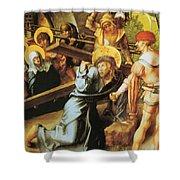 The Cross 1497 Shower Curtain