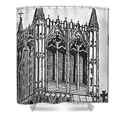 The Crossing Tower Shower Curtain
