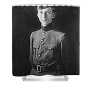 The Crown Prince L Opold Shower Curtain