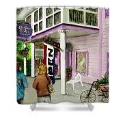 The Crystal Cove At Lilydale Ny Shower Curtain