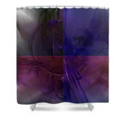 The Cunning Shower Curtain